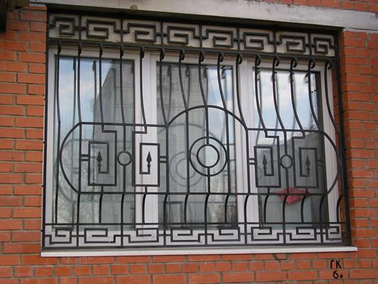 установка решеток на окна екатеринбург