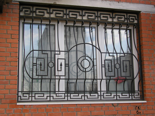 установка решеток на окна в екатеринбурге