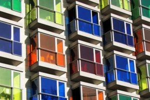 тонировка стеклопакетов окон в квартире, Екатеринбург